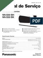 Panasonic NN-S50 BH BK