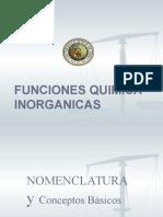Funciones quimicas