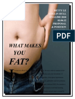 what makes you fat