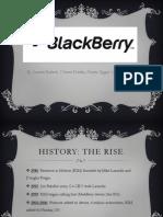 blackberry marketing presentation