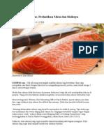 Pilih Salmon Segar