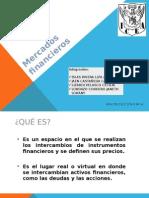 Mercados Financieros Presentación UAEH