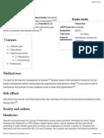 Wikipedia - Regular Insulin (CHECKED)