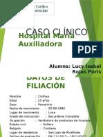 Caso Clinico Lucy 2017
