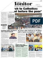 CBCP Monitor Vol. 19 No. 24