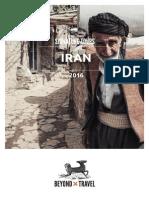 BeyondTravel Iran 2016