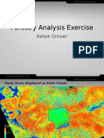 forestry analysis exercise