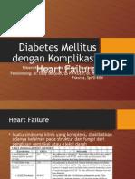 Diabetes Mellitus Dengan Komplikasi Heart Failure