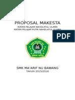 Proposal Makesta