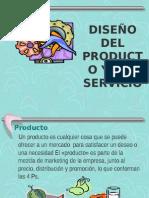 Diseño Del Producto y El Servicio