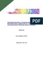 Dep 004 Actividades Deportivas y Recreativas (1)