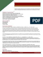 mary plummer resume 1