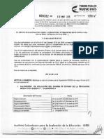 Resolucion No. 000392 de Mayo 19 de 2015