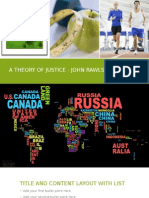 A Theory of Justice - John Rawls (