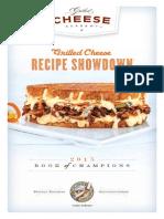 2015 Grilled Cheese Academy RecipeBook eBook