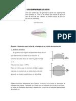 Matematica 2 Informe de volumenes