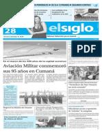 Edicion Impresa El Siglo 07-10-2015