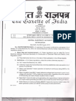 CEA Draft Regulation for Construction of Electrical Plants_Aug'10