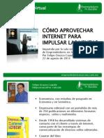 Cómo Aprovechar Internet para Impulsar Ventas