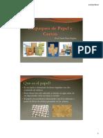 Empaques de Papel y Cartón