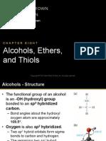Ch08 Alc Ether Thiol