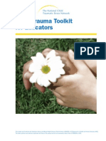 nctsn child trauma toolkit