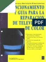Guía para la Reparación de Televisores en Color