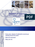 Radiation Emergency Module_Trainer Version
