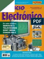 Servicio a Televisores Sony Wega