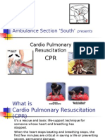 Basic CPR