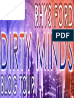 Dirty Minds - Rhys Ford