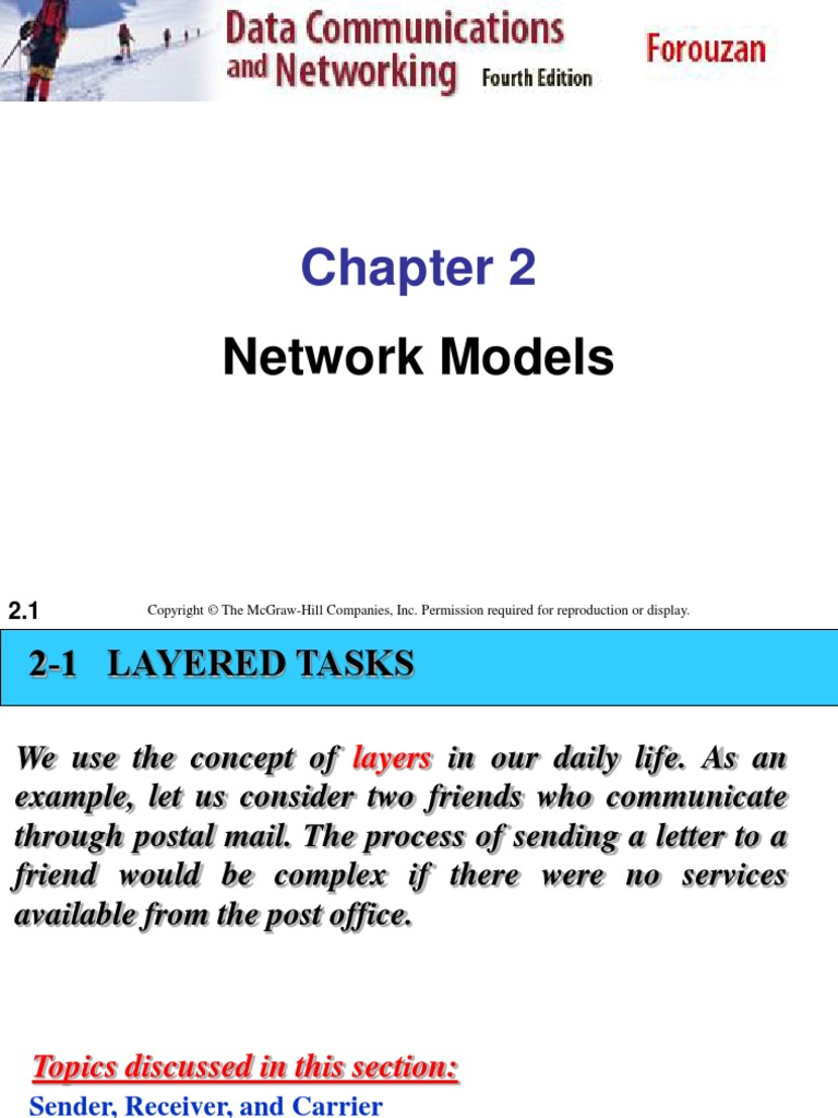 data communication and networking chapter 2 | Internet