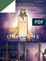 Catalogue My Pham Oriflame 5-2015