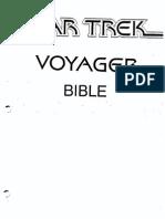Star Trek Voyager Bible
