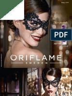 Catalogue My Pham Oriflame 11-2015