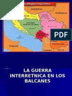 2  la guerra interetnicaen los balcanes