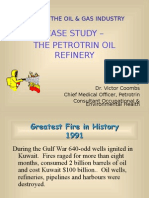 Fires in the Oil and Gas