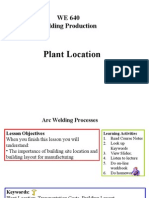 1a1  Plant Location.ppt