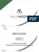 Urologia - Fase II - Online Villamedic