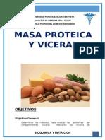 Bioquimica 11 Masa Proteica