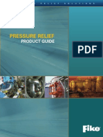 B9098 Pressure Relief Product Guide