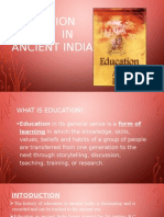EDUCATION SYSTEM IN ANCIENT INDIA Latest.pptx