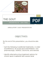Chronic and Acute Gout