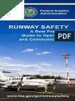 Runway Safety Best Practices Brochure