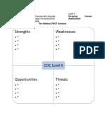Course Assessment Handouts
