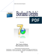Modul Algoritma Pemograman II (Delphi)
