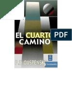 El cuarto camino - P. D. Ouspensky.pdf