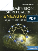 La Dimension Espiritual Del Eneagrama - Sandra Maitri460