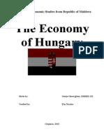 The Economy of Hungary