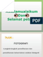 Projek Tekno Pend-fotografi
